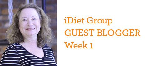 Debra's iDiet Weight Loss Group Journal: Week 1
