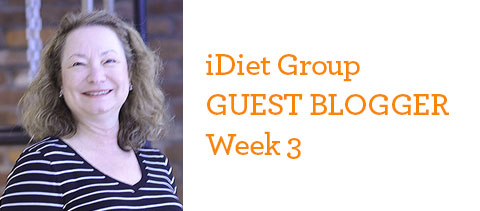 Debra's iDiet Weight Loss Group Journal: Week 3