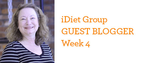 Debra's iDiet Weight Loss Group Journal: Week 4