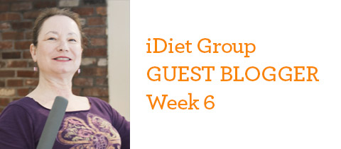 Debra's iDiet Weight Loss Group Journal: Week 6