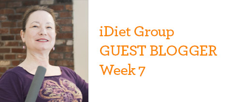 Debra's iDiet Weight Loss Group Journal: Week 7