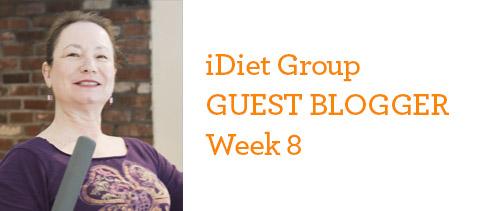 Debra's iDiet Weight Loss Group Journal: Week 8