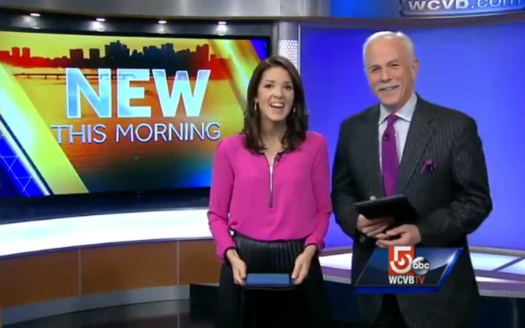 As seen on WCVB-TV Channel 5 News